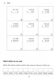 Kindergarten Singapore Math Worksheets Grade 4 Worksheets For All ...