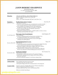 Resume Sample Word Best 8 Ken Coleman Resume Template Samples