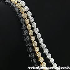 VVS SIM DIAMOND Tennis ball stunner chain – Everything Needed