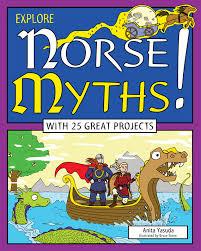 Norse Mythology Chart Explore Norse Myths