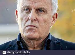 File photo dated on November 20, 2020 - Peter R de Vries, a Dutch crime  journalist has been shot in Amsterdam, Netherlands, July 6, 2021 and taken  to the hospital in critical
