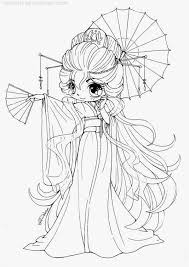 Imposing Ideas Cute Anime Coloring Pages Bff Page Superb View In