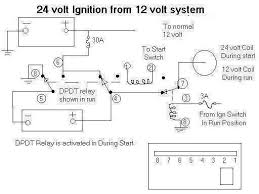 12 volt coil wiring diagram 12 image wiring diagram 24 volt from 12 volt conversion system on 12 volt coil wiring diagram