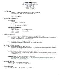How To Make A College Resumes How To Write A Resume For How To Make A College Resume As How To