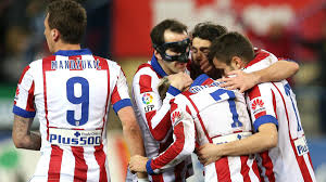 Mandzukic was signed by atletico from bayern munich to replace chelsea's diego costa but struggled to it is about the style. Antoine Griezmann And Mario Mandzukic Strike In Comfortable Win For Atletico Madrid Over Almeria Eurosport
