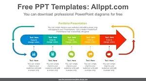 Flow Diagram Template Powerpoint Automotoread Info