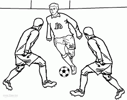 Here you will find a huge collection of images displaying the official kits of major and minor football clubs from more than 60 countries. Printable Football Pictures Coloring Home