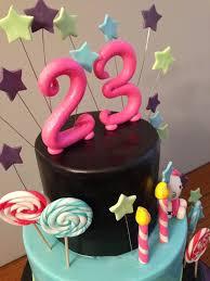 birthday cake for girls 23. Brilliant Girls Happy 23 Birthday Cake With For Girls 7