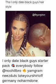 dating black guy
