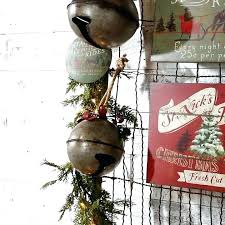 Large Plastic Christmas Bell Decorations Magnificent Large Christmas Bells Decorations Kingclub