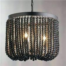 world market beaded chandelier ceiling lights