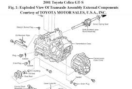 2001 toyota celica 6 speed transmission standard gts can t place attached images