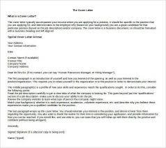 Job Resume Cover Letter Elegant Resume Cover Letter Free Word