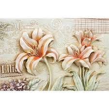 beautiful 3d flowers wall painting print on canvas for home decor ideas paints on wall pictures on 3d flower wall canvas art with beautiful 3d flowers wall painting print on canvas for home decor