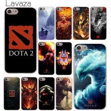 lavaza dota 2 logo hard phone cover case for apple iphone 10 x 8 7