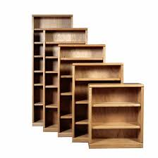 Forest Designs Bullnose Bookcase Forest Designs Bull Nose Bookcase One Shelf Golden Oak