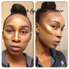 highlight contour makeup for darker skin good article on contouring in general including what makeup and