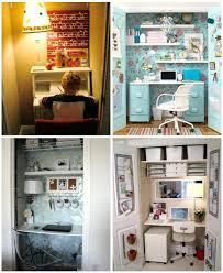 Home Office Closet Desk Organization Ideas Study Space Best S
