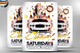 Free Party Flyer Templates 50 Cool Club Flyers Party Flyer Templates Flyer Psd
