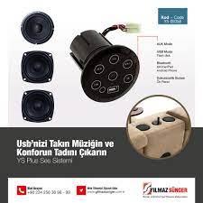 Yilmaz Sünger - Usb'nizi Takın Müziğin ve Konforun Keyfini...