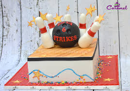 Bowling Pin Cake Decorations Bowling Pin Cake by Caramel DohaQatar wwwfacebook 68