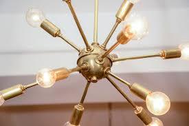 vintage sputnik br light fixture 3