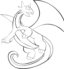 disegno pokemon salamence da colorare bird color crow bird coloring small bird silhouette coloring pages on flygon coloring pages