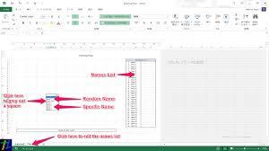 Seating Chart Randomizer Excel At Seating Plans Tekhnologic