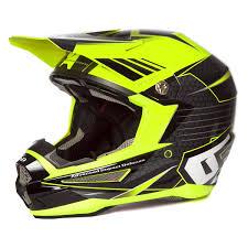 6d Helmet Atr 1 Blade Black Neon Yellow
