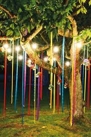 Fun Outdoor Birthday Party Dcor Ideas