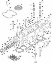 caterpillar c12 caterpillar c12 cylinder head components