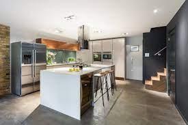 Basement Kitchen Bar Houzz