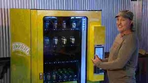 Cannabis Vending Machine Company Interesting Company Unveils First Hightech Pot Vending Machine