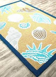 ocean themed area rugs beach runner original inlet s rug decor throw coastal furniture s indoor