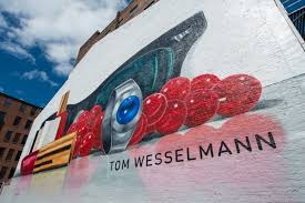 art works cincinnati tom wesselmann artworks mural dedication