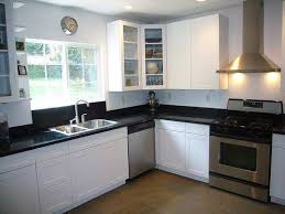 L shaped kitchen appliance layout - Video and Photos ...