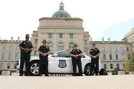 thank you for your interest in being an officer for the indiana state police capitol police section review the information below to learn more about isp