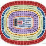Fedexfield Landover Md Seating Chart View