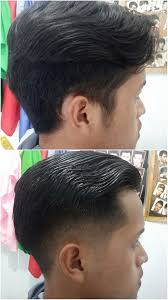 Potongan rambut rockabilly gantung koleksi gaya rambut. Mandarin Pangkas Rambut Saputra Majenang Facebook