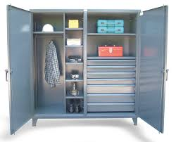 Strong Hold Cabinets Wardrobe Storage Cabinet