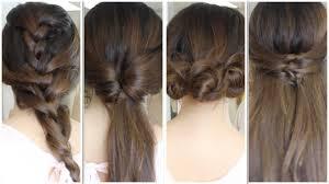 Peinados S Per R Pidos Youtube