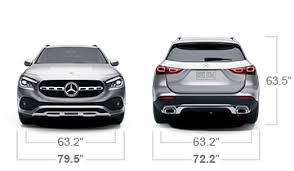 For 2021, the gla250 is for a more mature client. 2021 Gla 250 Suv Mercedes Benz Usa