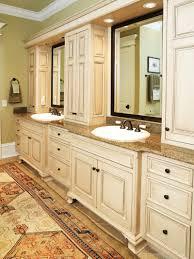 Vibrant Idea Master Bathroom Vanity Bath Ideas With Makeup Area ...