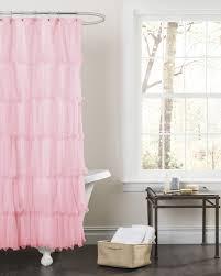pink shower curtains. Lush Decor Nerina Shower Curtain Pink Curtains E
