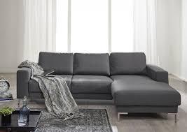 Sofa Wohnlandschaft London Antik Optik Farbe Grau