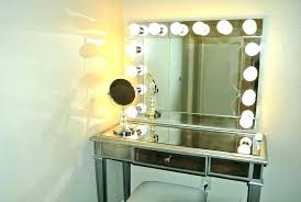 desk mirror with lights. Simple With Vanity Mirror With Lights And Desk Light Led Makeup  Lighted Set I