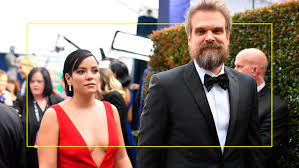 Lily Allen and David Harbour's Complete ...