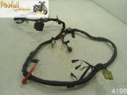 honda cb750 cb 750 wiring harness coil horn speedometer bar switch 92 honda nighthawk cb750 750 main wire wiring harness