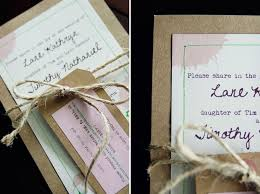 91 best invitations images on pinterest cards, diy invitations Kraft Paper Cardstock Wedding Invitations handmade wedding invitations by lane baldwin photography kraft paper gives a beautiful natural look to kraft cardstock wedding invitations