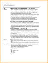 Sample Resume For Entry Level Chemical Engineer Best 8 Entry Level